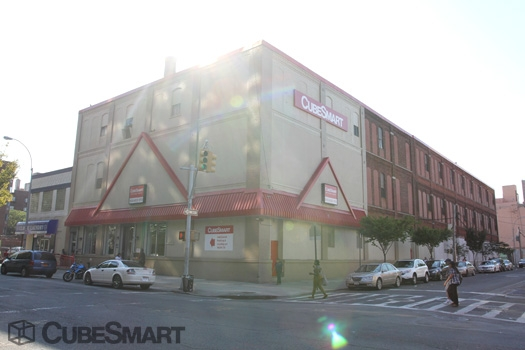 CubeSmart Self Storage - 395 Brook Ave, Bronx NY 10454