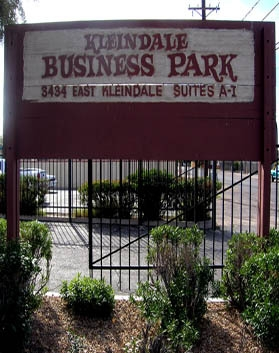 Kleindale Business Park Self Storage , Tucson - Photo 1