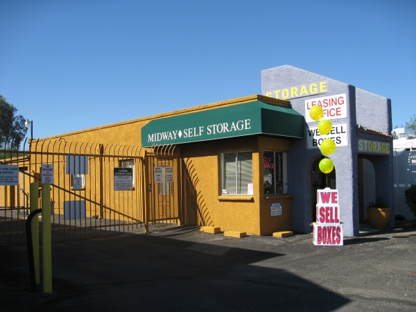 Midway RV & Self Storage, Tucson - Photo 1