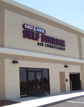 First and River Self Storage, Tucson - Photo 1