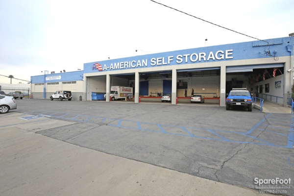 A-American Self Storage - West LA - Photo 2