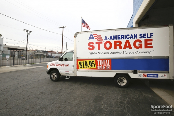 A-American Self Storage - West LA - Photo 3