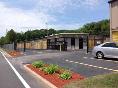 Uncle Bob's Self Storage - West Warwick - 5 James P Murphy Ind Hwy, West Warwick RI 02893 - Storefront