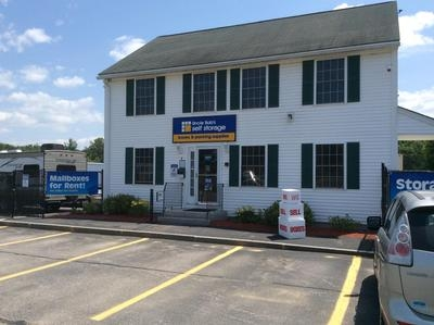 Uncle Bob's Self Storage - Concord - 11 Integra Dr, Concord NH 03301
