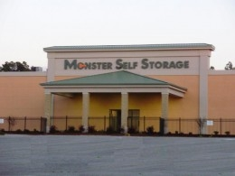 Monster Self Storage @ Two Notch - Photo 1