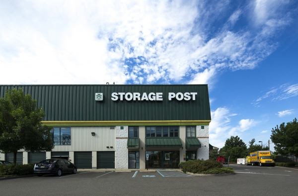 Storage Post Jersey City - 181-203 Broadway, Jersey City NJ 07306 - Storefront