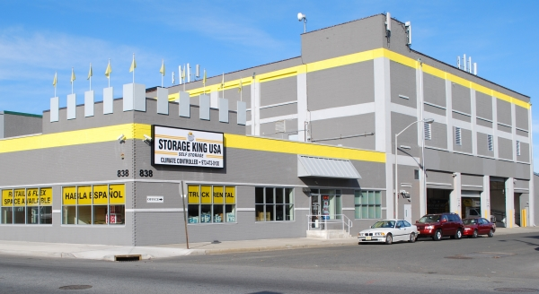 Storage King USA - Passaic NJ - 838 Main Ave, Passaic NJ 07055 - Storefront