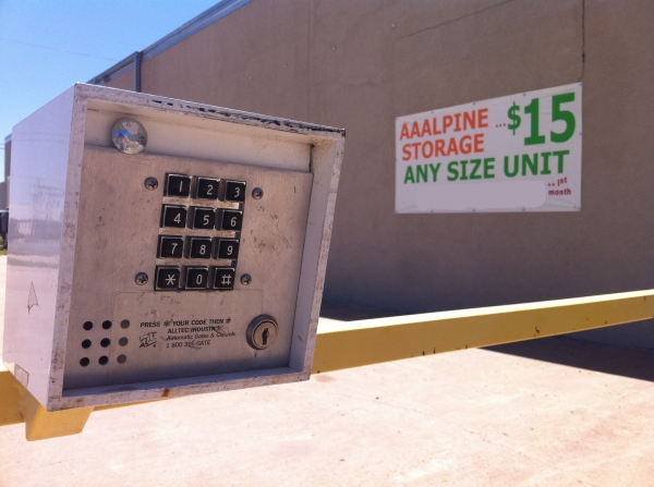 AA Alpine South 41st Street Storage - Abilene - Photo 6