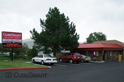 CubeSmart Self Storage - 8444 North Pecos Street, Federal Heights CO 80260