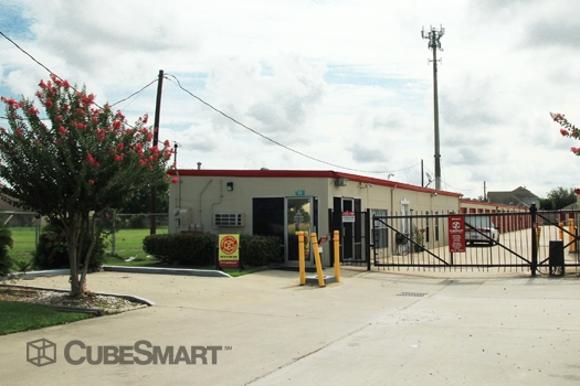 CubeSmart Self Storage - 7001 Synott Road, Houston TX 77083