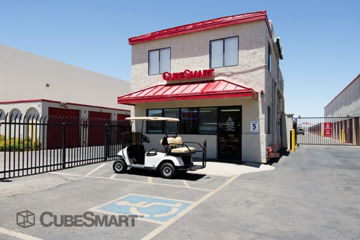 CubeSmart Self Storage - 3122 East Washington Street, Phoenix AZ 85034