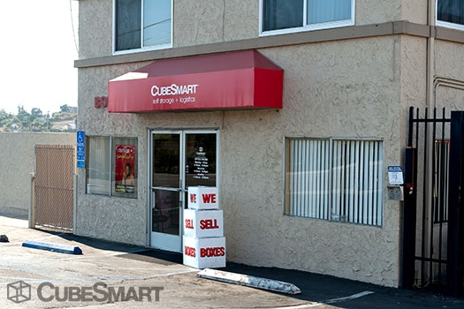 CubeSmart Self Storage - 9180 Jamacha Road, Spring Valley CA 91977