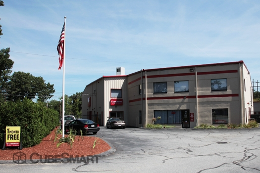 CubeSmart Self Storage - 193 Litchfield Street, Leominster MA 01453