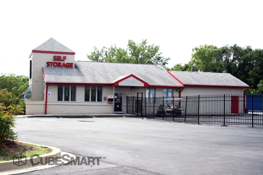 CubeSmart Self Storage - 8432 Pulaski Hwy, Baltimore MD 21237