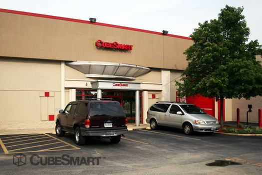 CubeSmart Self Storage - 6256 Branch Avenue, Temple Hills MD 20748