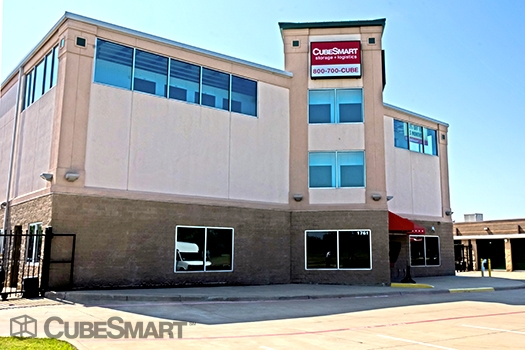 CubeSmart Self Storage - 1761 Eastchase Parkway, Fort Worth TX 76120