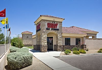 STORE MORE! Self Storage - Queen Creek - 22025 S Scotland Ct, Queen Creek AZ 85142 - Storefront