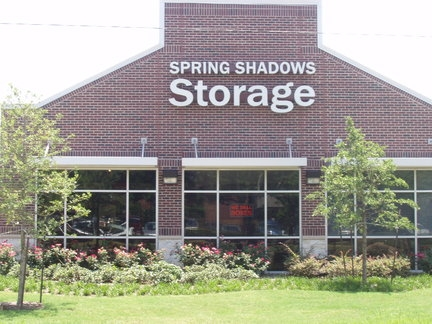 Spring Shadows Storage - 2870 Gessner Rd, Houston TX 77080 - Storefront