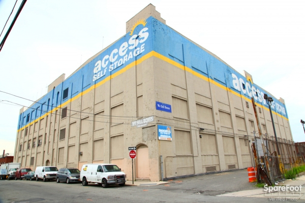 Access Self Storage of Long Island City - 29-00 Review Ave, Long Island City NY 11101