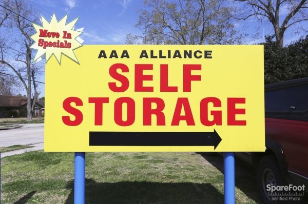 AAA Alliance Self Storage - Humble - Photo 15