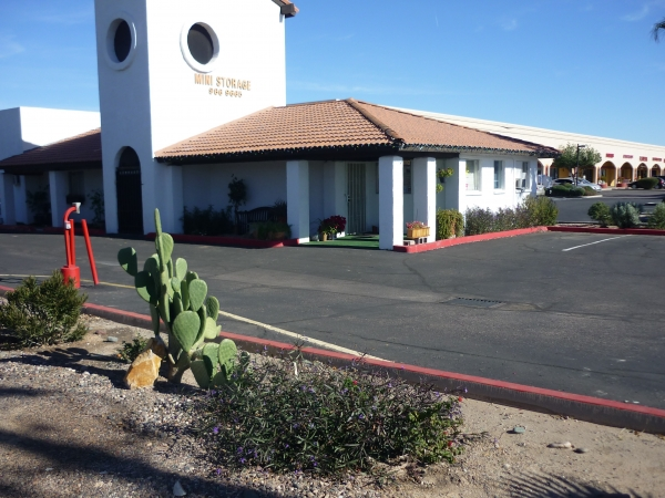 AAA Alliance Self Storage - Tempe - Photo 1