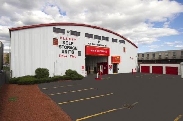 Planet Self Storage - Southampton St. Boston - Photo 1