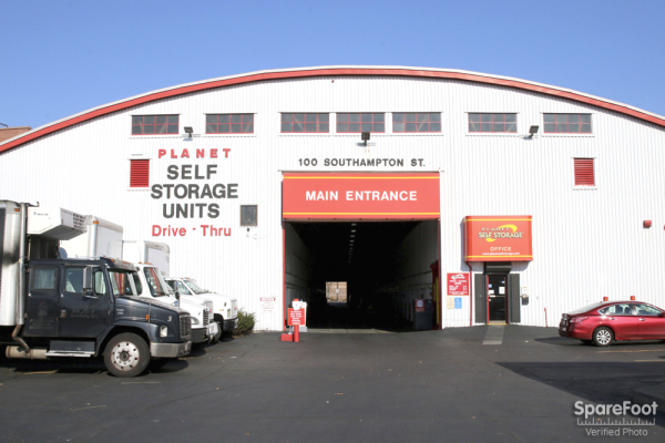 Planet Self Storage - Southampton St. Boston - Photo 2