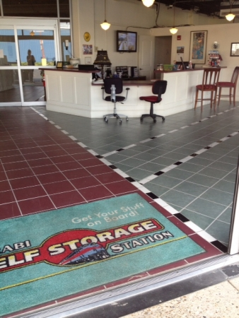 Arabi Self Storage Station - 7405 St Claude Ave, Arabi LA 70032 - Front Office Interior