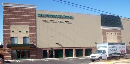 Self Storage Zone - Travis Ave - Photo 1