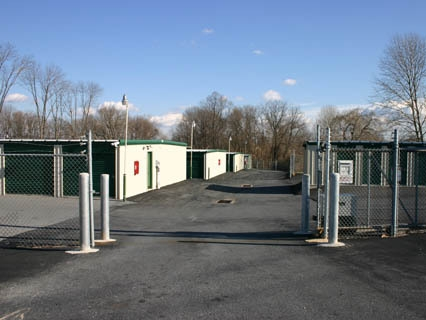 Storage World Morgan Drive - 9 Morgan Drive, Reading PA 19608 - Security Gate