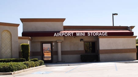 Airport Mini Storage - 7044 Arlington Avenue, Riverside CA 92503 - Storefront