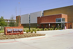 Stor Self Storage - Las Colinas - 7390 Riverside Dr, Irving TX 75039 - Road Frontage