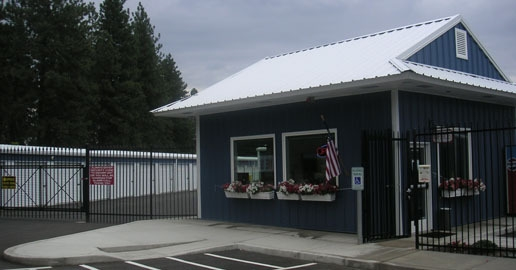 ABC Mini Storage - North - 11122 N Newport Hwy, Spokane WA 99218 - Storefront