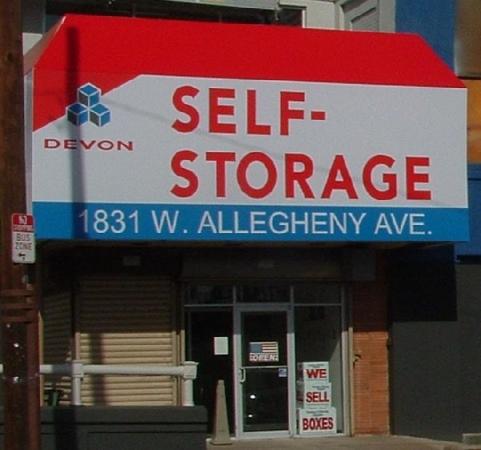 Devon Self Storage - Philadelphia - Allegheny Ave - Photo 2