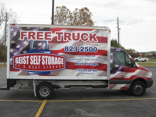 Geist Self Storage - Photo 4