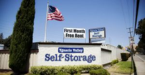 Central Self Storage - Kirker