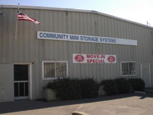 Community Mini Storage