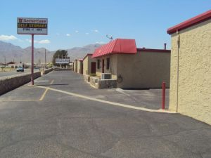 SecurCare Self Storage - El Paso - Will Ruth Ave.