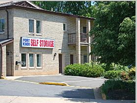 Fort Knox Self Storage   Falls Church