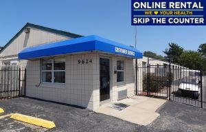 Simply Self Storage - 9624 E 350 Highway - Raytown