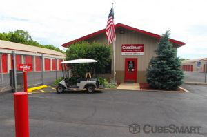 CubeSmart Self Storage - Rockford - 7511 Vandiver Rd