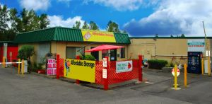 Affordable Self Storage - Puyallup