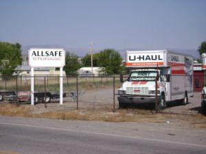 Allsafe Storage & American Portable Storage Rental - Montrose CO | SpareFoot