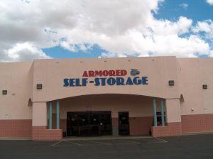 Armored Self Storage   48th St.