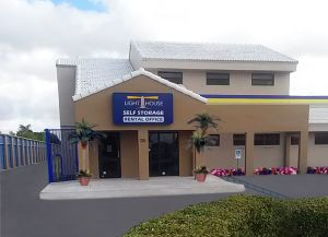 Lighthouse Self Storage in Homestead