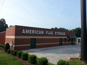 American Flag Self Storage - Edwardia