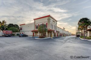 CubeSmart Self Storage - Lake Worth - 1519 N Dixie Hwy