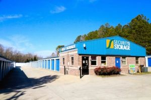 Security Self Storage - Knightdale