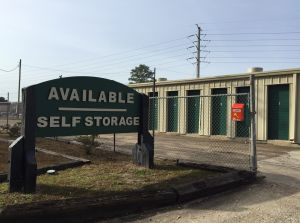 Available Self Storage - Mobile - 63 Sidney Phillips Drive