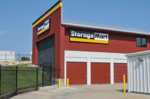 StorageMart - NW Outer Road & NW Woods Chapel Road